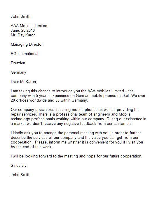 Example Of Letter Of Introduction For Job Application from www.freetemplatedownloads.net