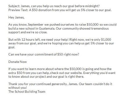 Fundraising Donation Letter Template from www.99points.info