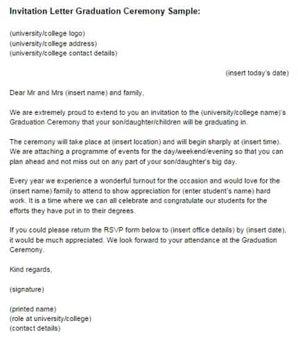 Graduation Letter To Friend from www.wordexcelsample.com