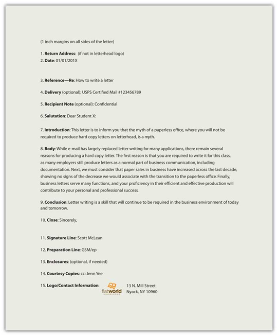 Informal Business Letter Format from s3-us-west-2.amazonaws.com