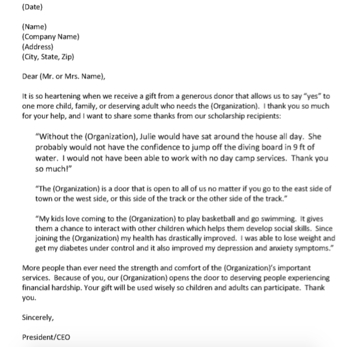 Thank You For Donation Letter from i2.wp.com