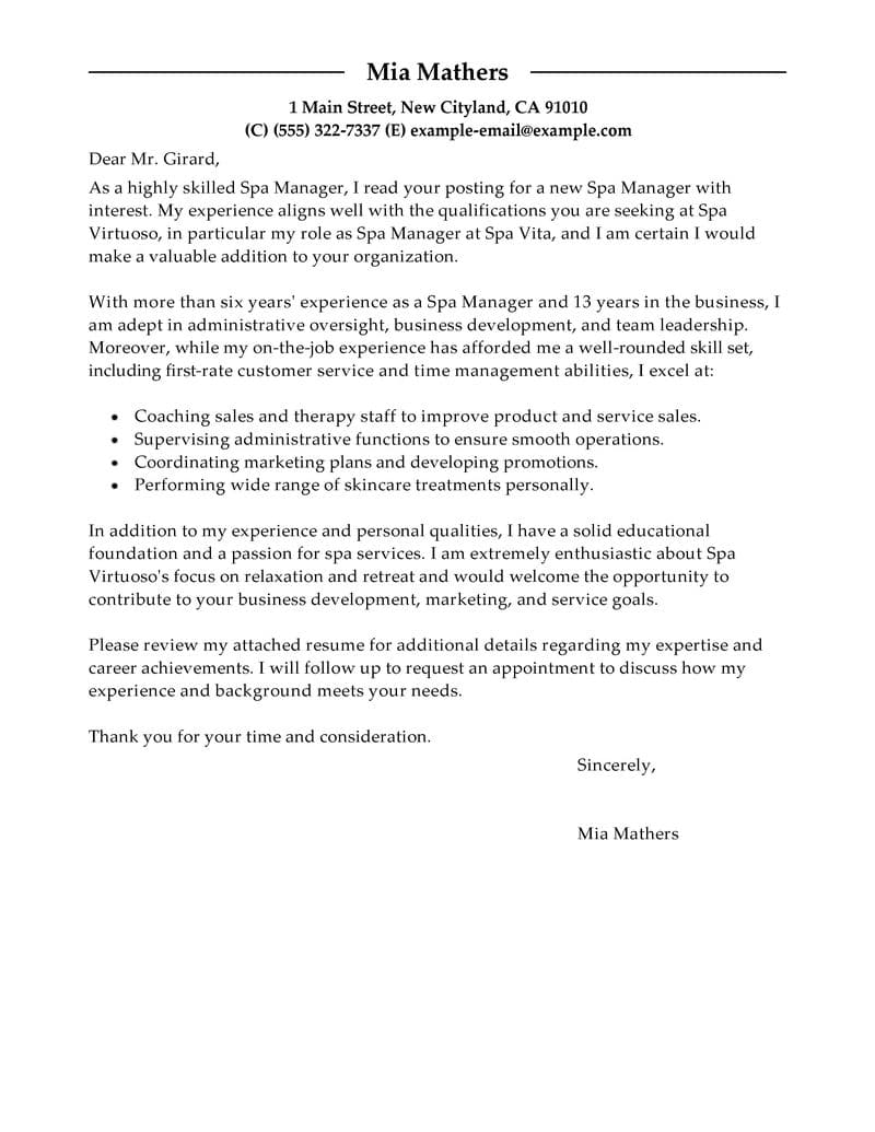 Sample Of Letter Of Interest For A Job from www.rimma.co