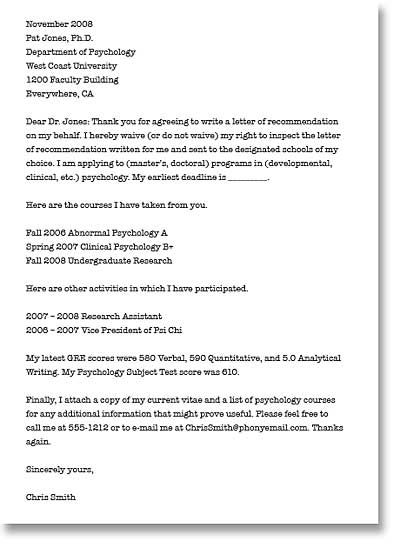 Recommendation Letter Request Template from i.pinimg.com