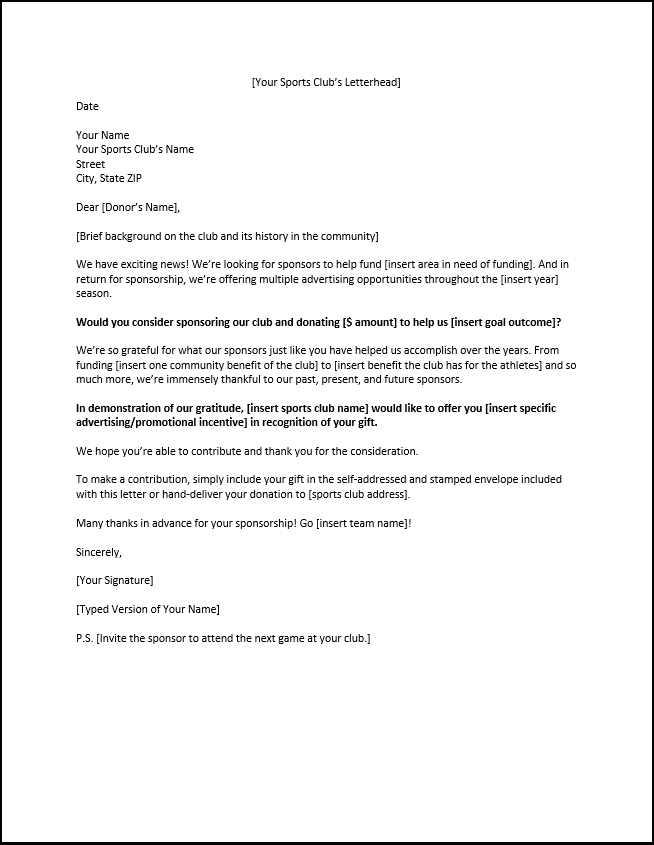Sample Letter Of Support For Individual from blog.fundly.com