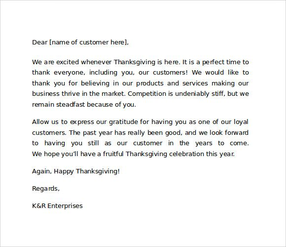 Thank You Letter Business from i.pinimg.com