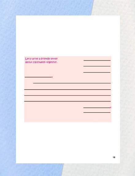 Friendly Letter Template Free from images.examples.com