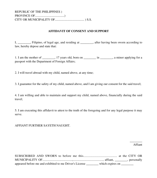 Notarized Letter For Child Support from www.wonder.legal