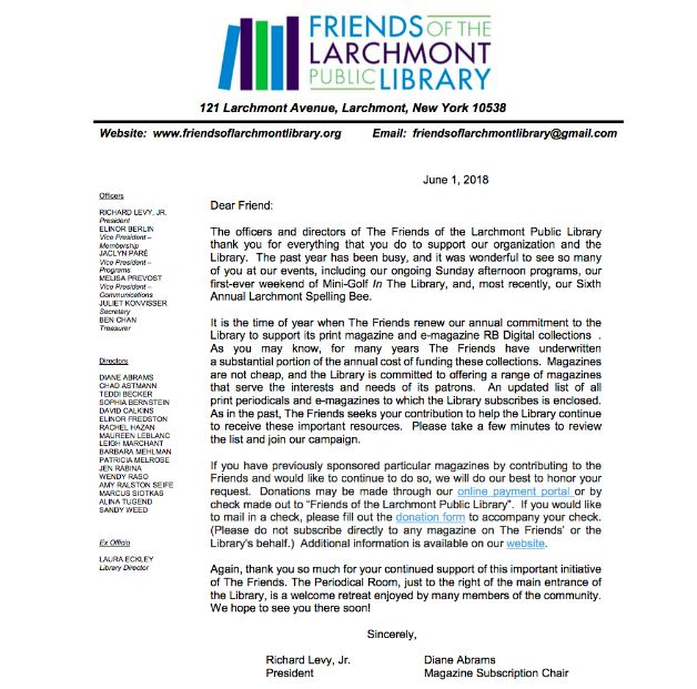 Sample Letter Requesting Donations from d.wildapricot.net