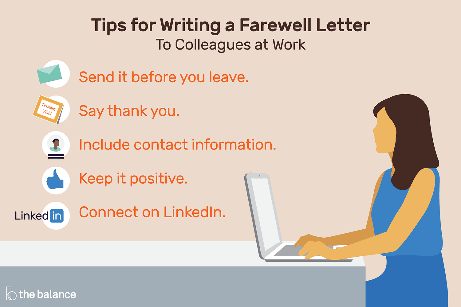 Sample Goodbye Letter To Coworkers from www.thebalancecareers.com