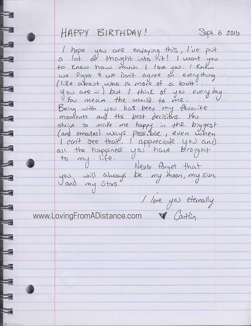Love Letter For Him Long Distance from lovingfromadistance.com