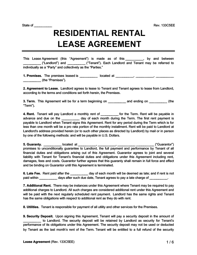 Security Deposit Dispute Letter from legaltemplates.net